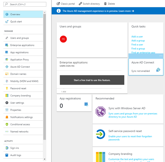 Introducing Azure Active Directory B2B collaboration