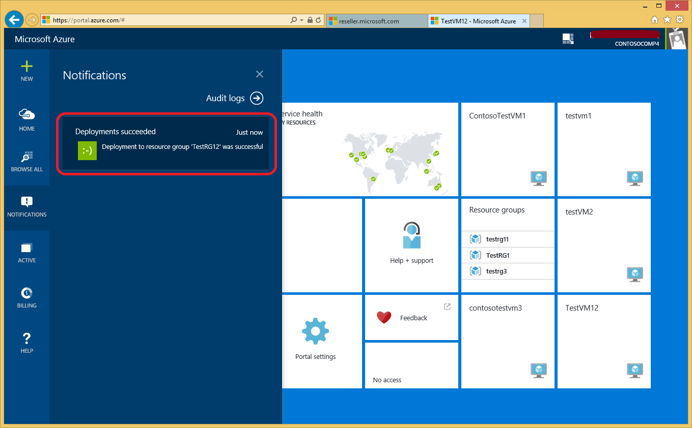 Create Azure VM - Step by Step Guide for CSP