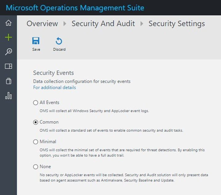 Operations Management Suite (OMS): Security & Compliance