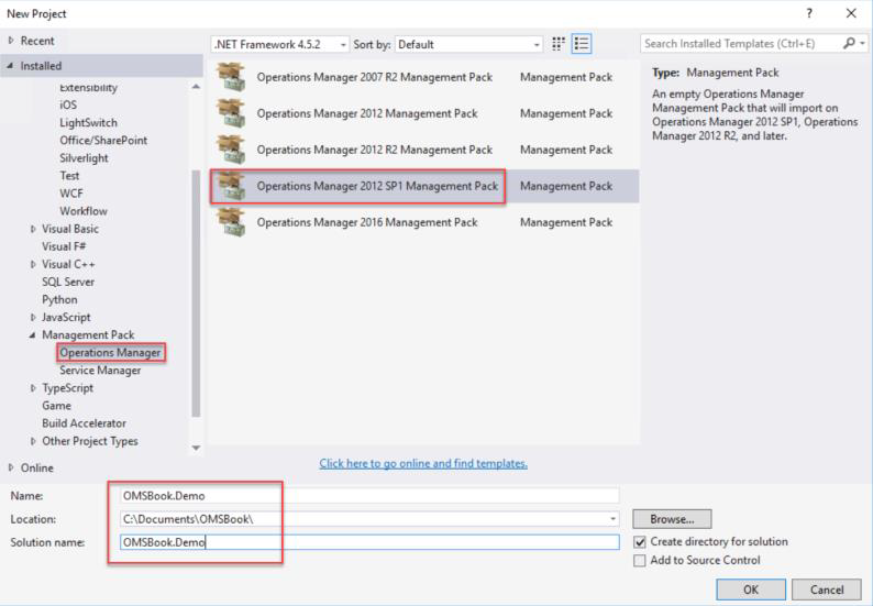 Operations Management Suite (OMS): Custom OMS Solutions