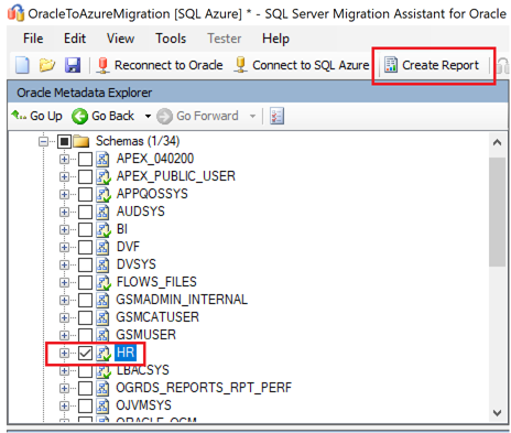 Step-by-Step Guide to Running SSMA for Oracle